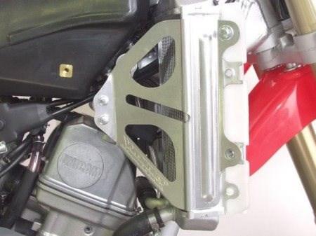 Neuteil Kühlerstützen KX 250 F