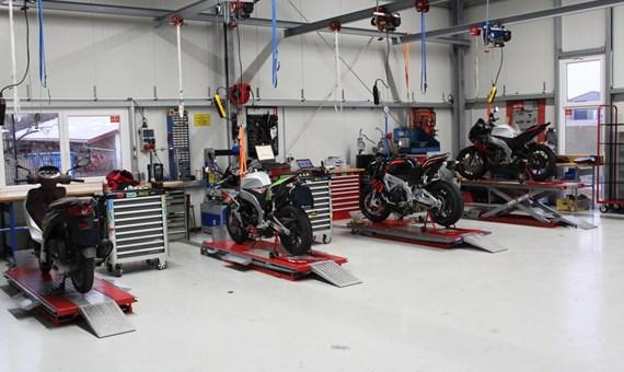 Unternehmensbilder Motorradcenter Benedini 1