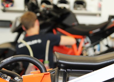Unser Service BRC Motorrad GmbH