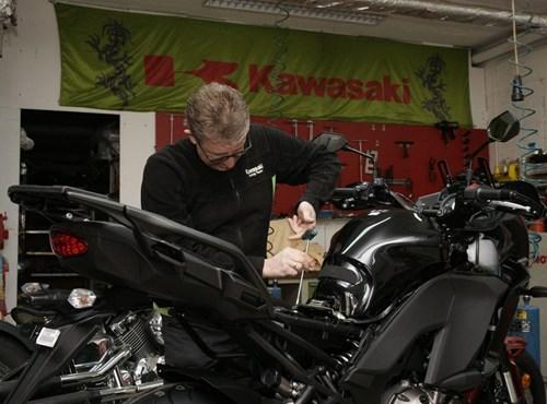 Motorthek Werkstatt