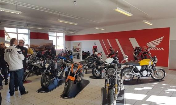 Unternehmensbilder RIMATO Motorradvertriebs GmbH 2