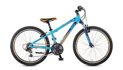 KTM Wild Cross 24.18 MTB Wild Cross 24.18Rahmengröße: 31cmReifen: Rubena V75 Skylla Gewicht: 12.8 kg