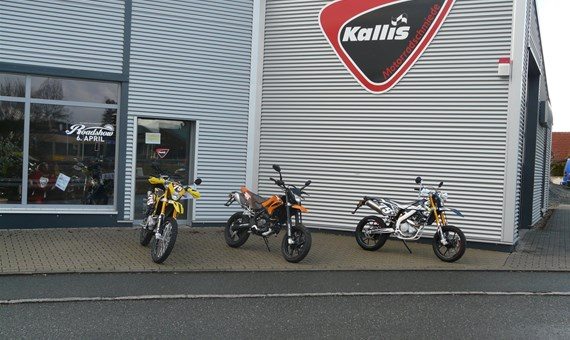 Unternehmensbilder Kalli´s Motorradschmiede GmbH&Co 1