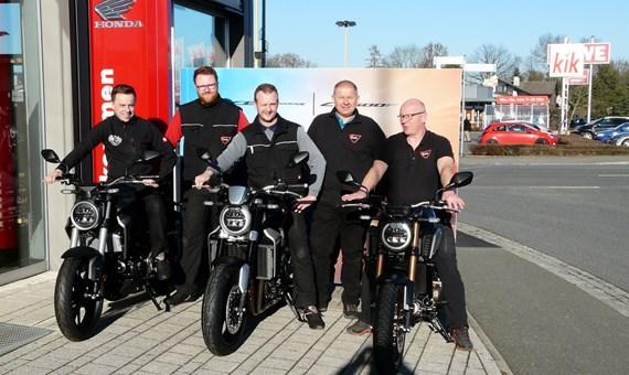 Unternehmensbilder Kalli´s Motorradschmiede GmbH&Co 3