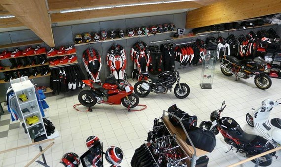 Unternehmensbilder Kalli´s Motorradschmiede GmbH&Co 8