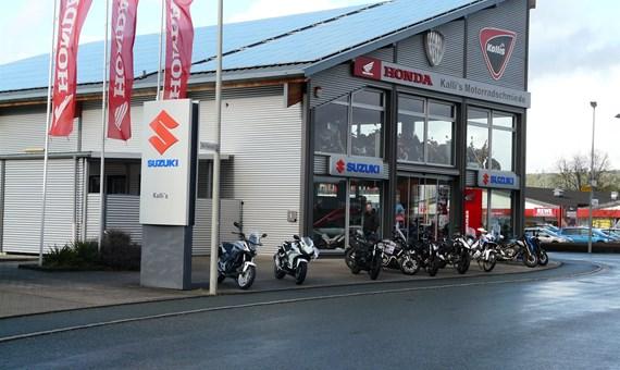 Unternehmensbilder Kalli´s Motorradschmiede GmbH&Co 0