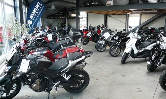 Unternehmensbilder Kalli´s Motorradschmiede GmbH&Co 9