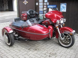 Harley-Davidson Electra Glide Classic FLHTC