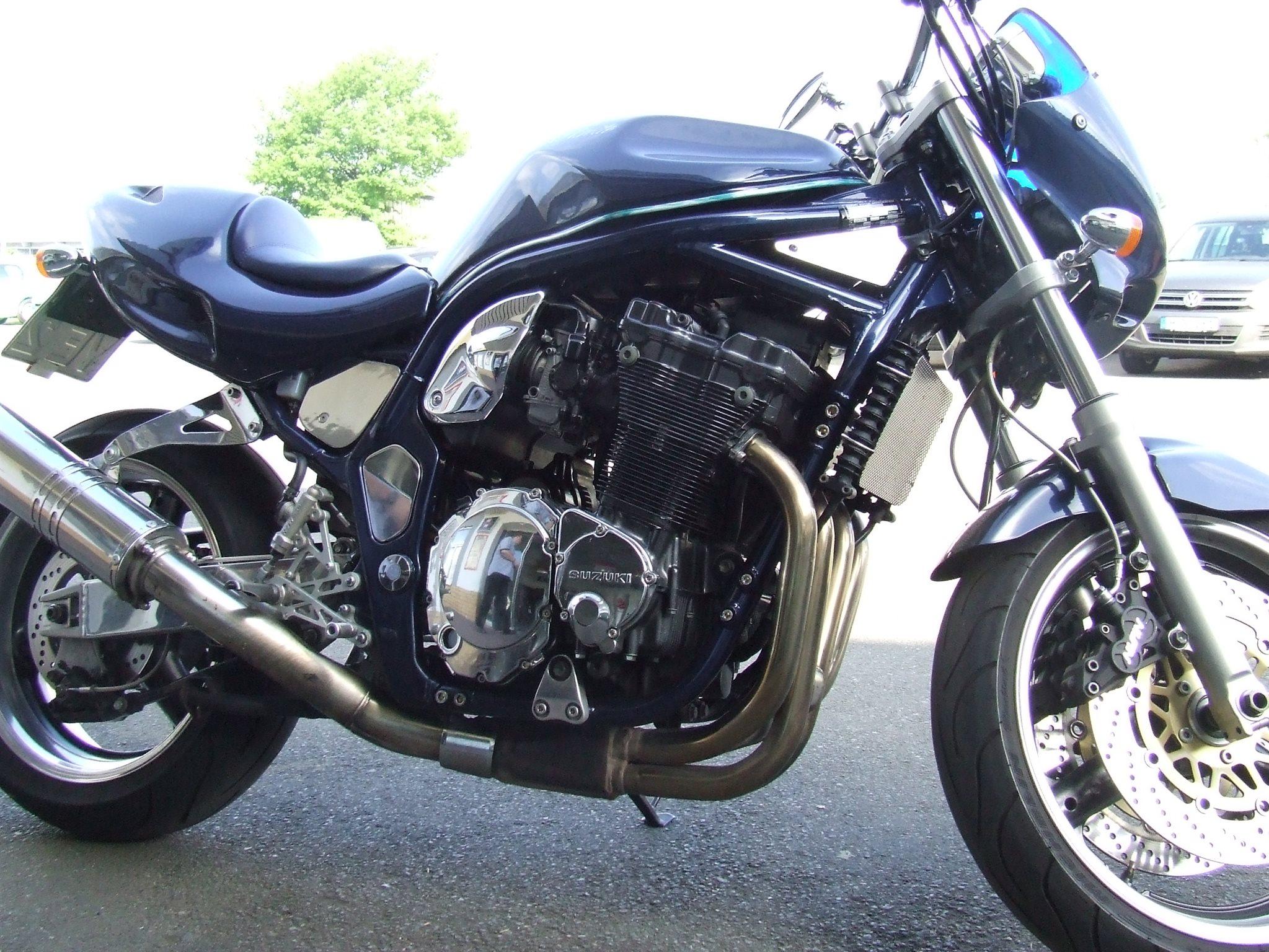 motorrad occasion suzuki bandit 1200 erstzulassung 1997 57500 km preis 3 39 eur aus. Black Bedroom Furniture Sets. Home Design Ideas