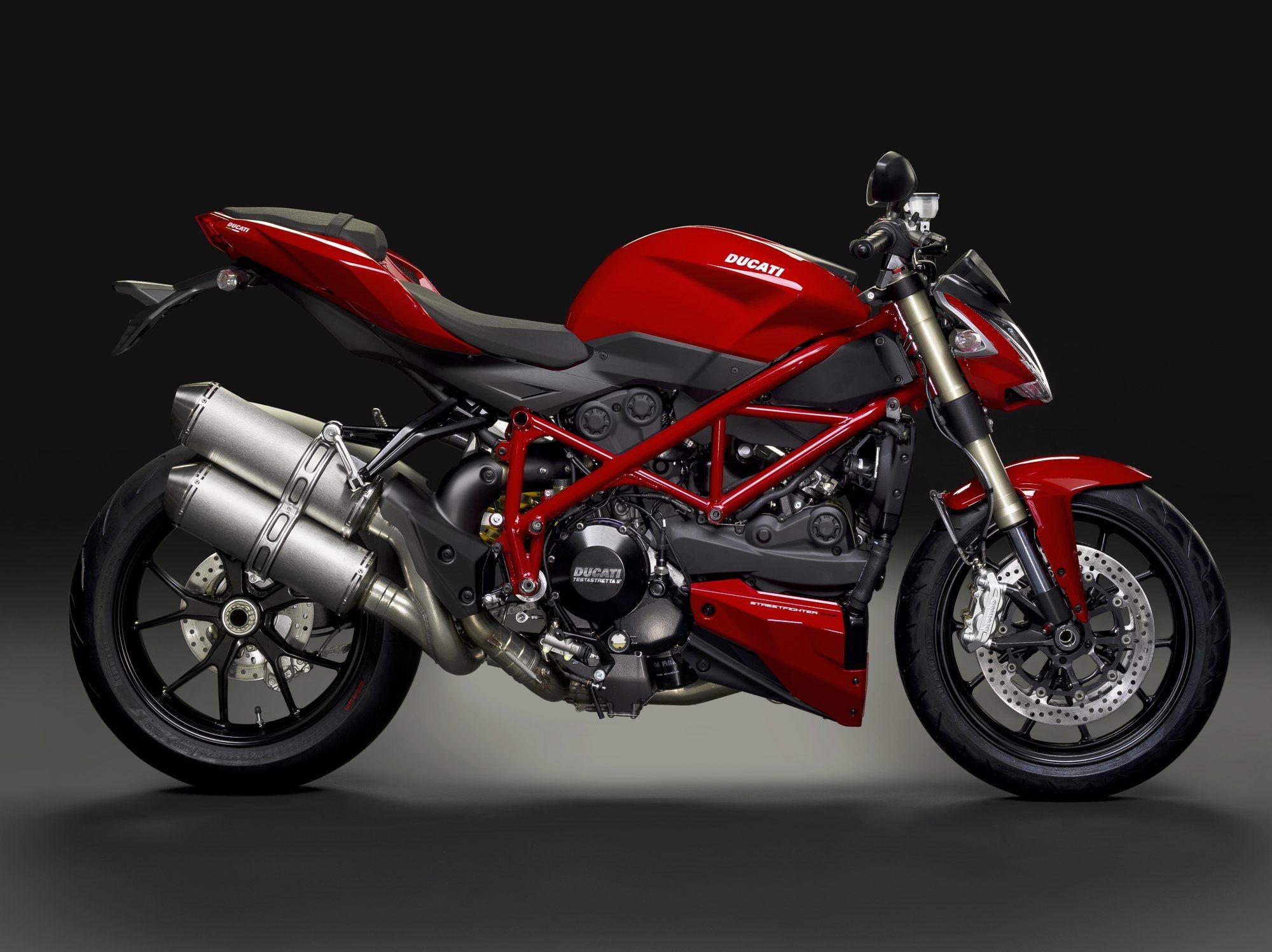 Ducati streetfighter 2015