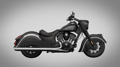Gebrauchtmotorrad Indian Chief Dark Horse