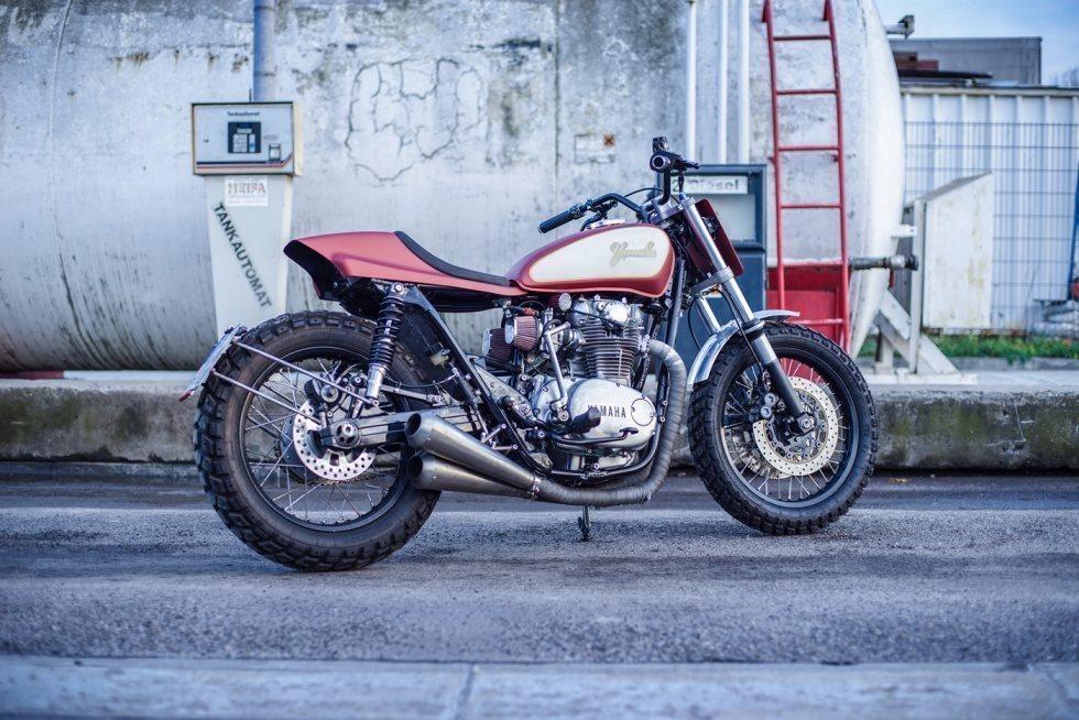 Gebrauchte Yamaha XS 650, EZ: 1977, 250 km, 12.500,00 EUR