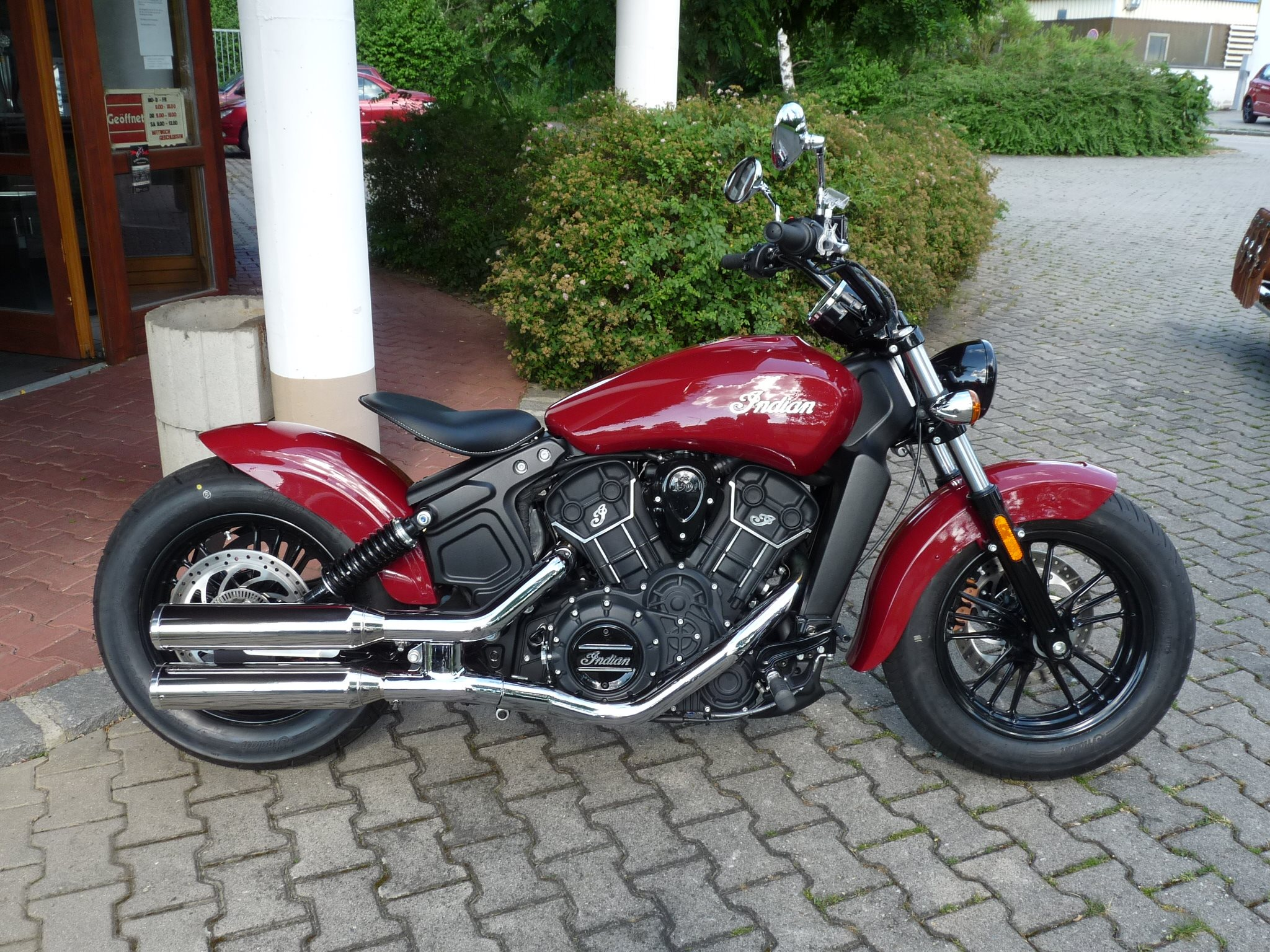 gebrauchte indian scout sixty erstzulassung 2016 0 km preis eur aus bayern. Black Bedroom Furniture Sets. Home Design Ideas