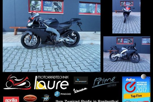 Angebot Aprilia RS 125 Racing