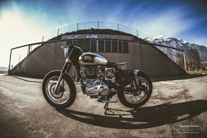 Angebot Royal Enfield Classic 500 EFI Chrome