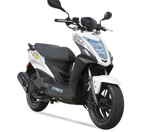 Kymco Agility RS Naked