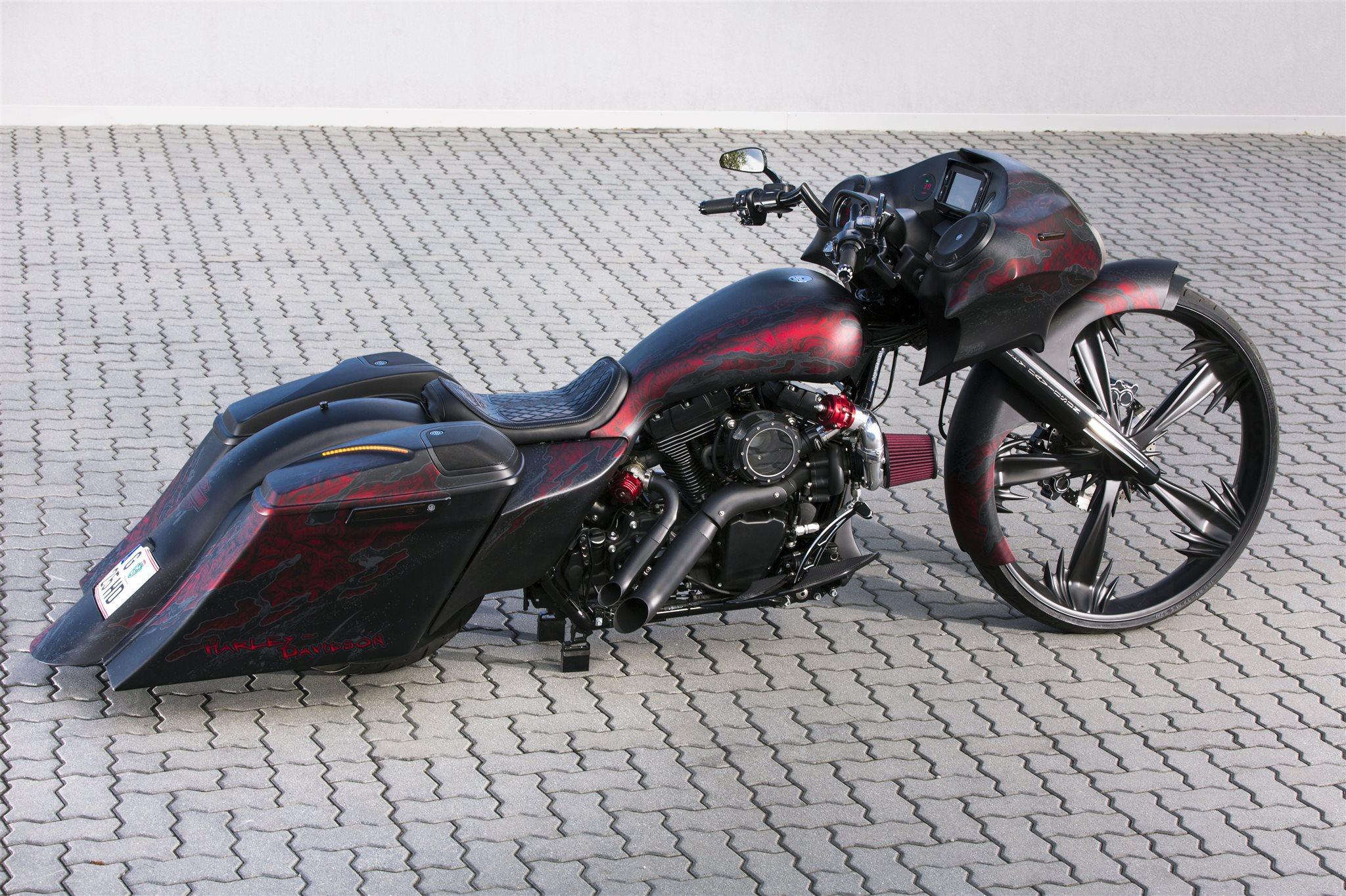 gebrauchte harley davidson custom bike erstzulassung. Black Bedroom Furniture Sets. Home Design Ideas