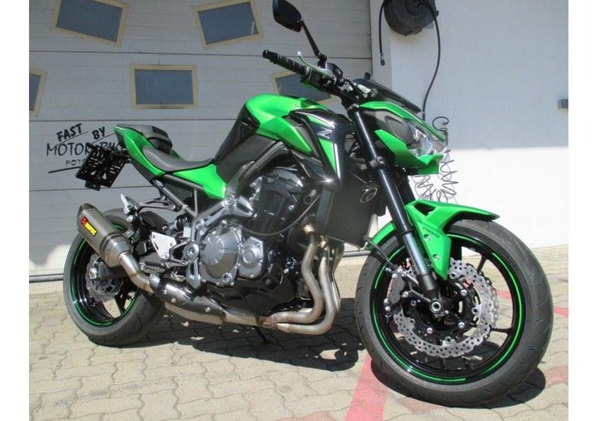 Kawasaki Z900 ABS Rizoma Edition