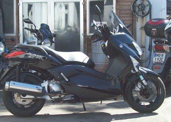 motorrad occasion yamaha x max 250 erstzulassung 2011 43730 km preis 2 39 eur aus wien. Black Bedroom Furniture Sets. Home Design Ideas