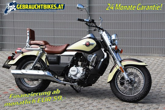 Angebot United Motors UM Renegade Commando Classic 125