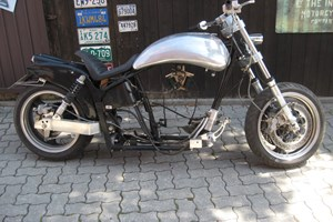 Angebot Harley-Davidson Custom Bike