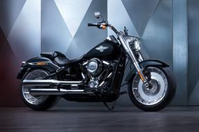 Harley-Davidson Softail Fat Boy FLFB