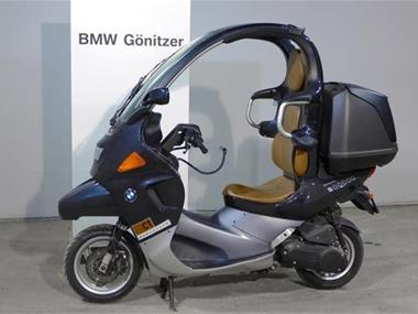 gebrauchte bmw c1 125 executive motorr der kaufen. Black Bedroom Furniture Sets. Home Design Ideas