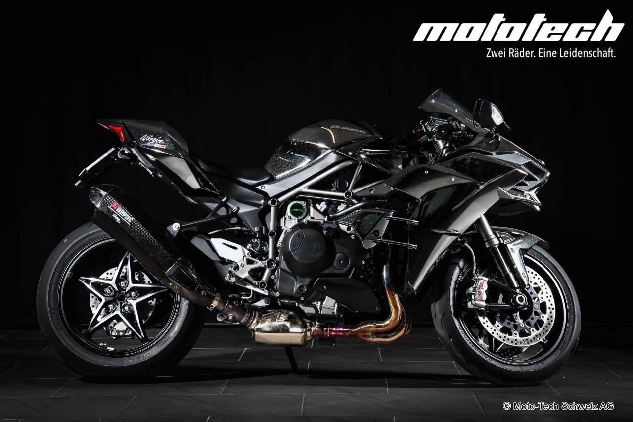 motorrad occasion kawasaki ninja h2 abs akrapovic erstzulassung 880 km preis 25 39 chf. Black Bedroom Furniture Sets. Home Design Ideas