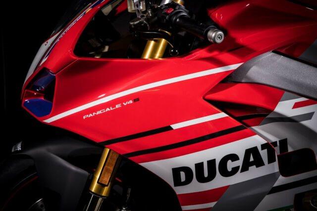 Ducati Panigale V Launch Control