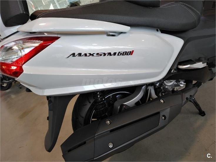 Motociclismo | Sym MaxSym 600i