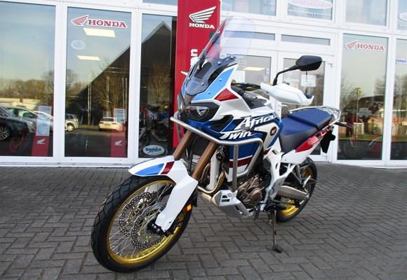 Honda CRF1000L Africa Twin Adventure Sports DCT
