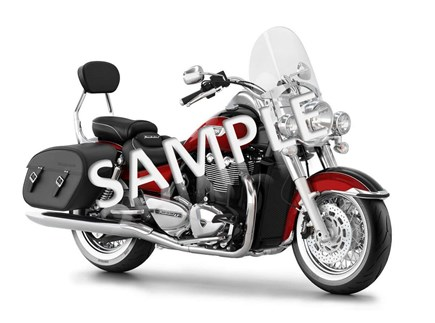 NEW VEHICLE Triumph Thunderbird LT