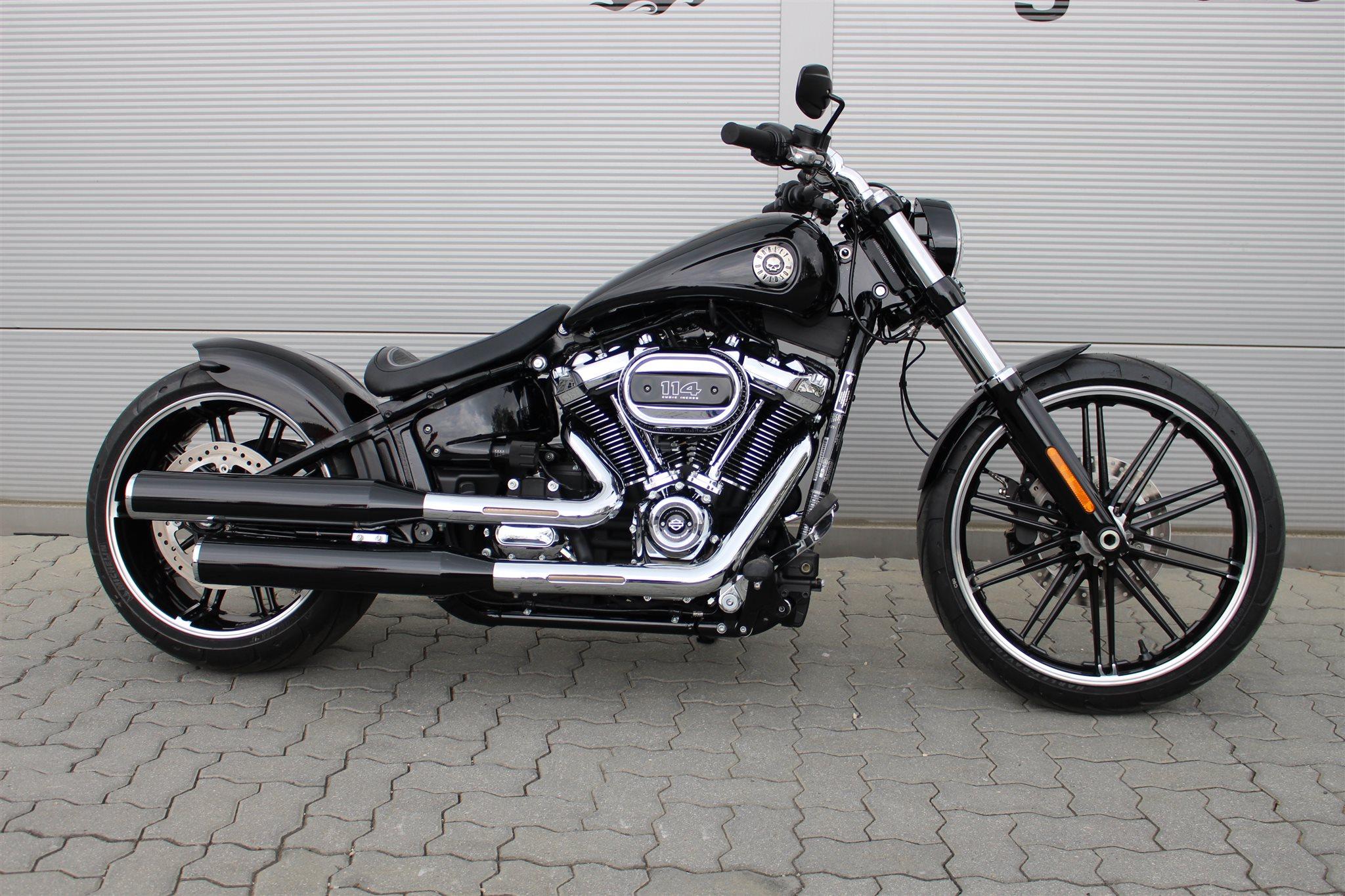 325b958fb4 Gebrauchte Harley-Davidson Softail Breakout 114 FXBRS ...