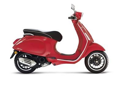 Gebrauchte Und Neue Vespa Sprint 50 4t Motorrader Kaufen