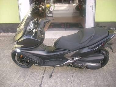 Gebrauchtmotorrad Kymco Xciting 400i ABS