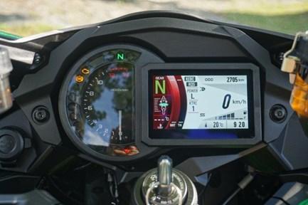 Kawasaki Ninja H2 SX SE