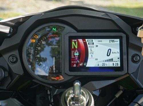 GEBRAUCHTE Kawasaki Ninja H2 SX SE