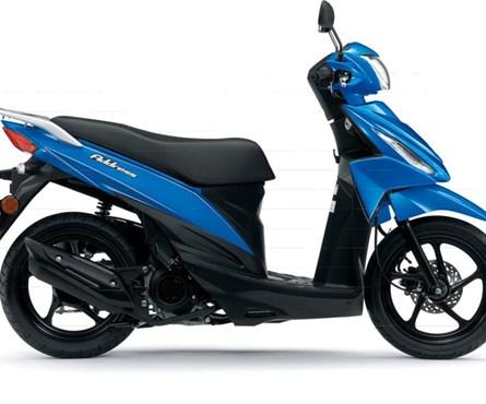 Neumotorrad Suzuki Address 110