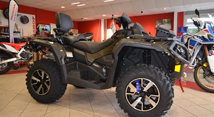 Neumotorrad Can-Am Outlander Max Limited