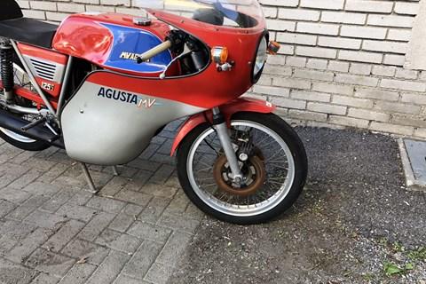 MV Agusta 125 Sport