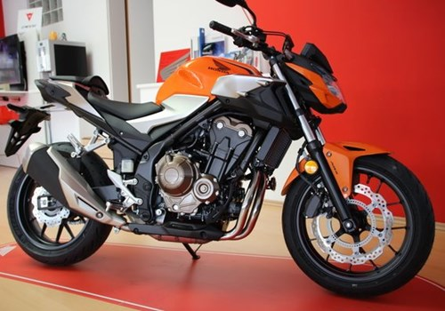 Honda CB 500 F