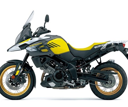 Neumotorrad Suzuki V-Strom 1000 XT