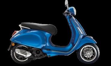 Neumotorrad Vespa Primavera 125 S