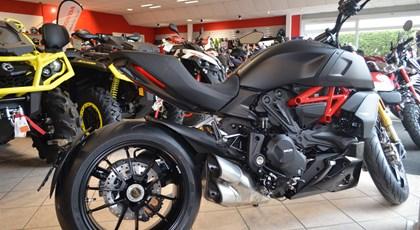 Neumotorrad Ducati Diavel 1260 S