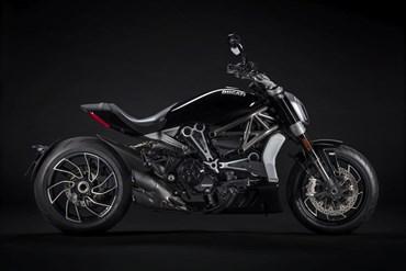 Neumotorrad Ducati XDiavel S