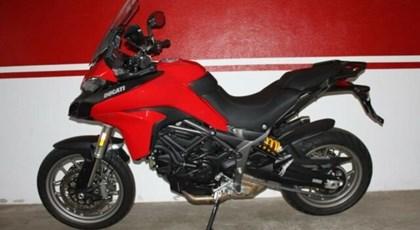 Neumotorrad Ducati Multistrada 950