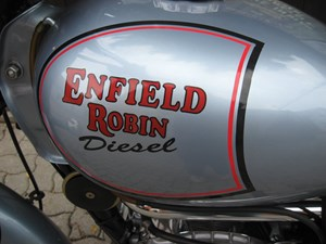 Royal Enfield D-R400D