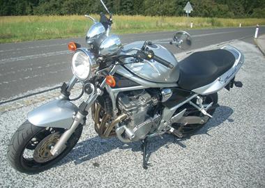 Gebrauchtmotorrad Suzuki Bandit 600