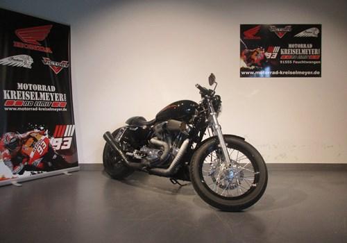 Harley-Davidson Sportster XL 883 L SuperLow