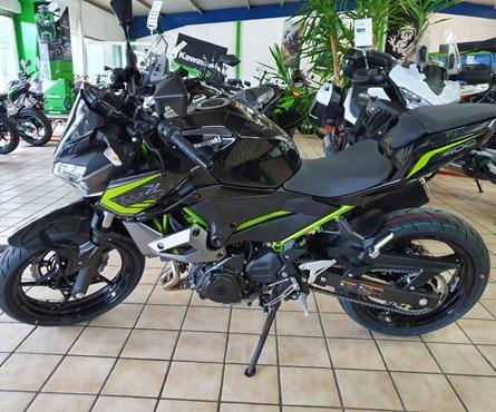 Neumotorrad Kawasaki Z 400